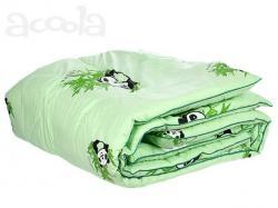 Одеяло из бамбука (в полиэстере, среднее)