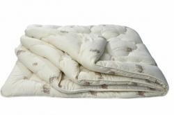 """Одеяло из овечьей шерсти """"Оригинал"""" (в тике, облегченное)  ТМ ИвШВейСтандарт"""