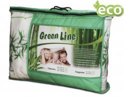 "Подушка из бамбука ""GreenLine"" (чехол: ultratex)"