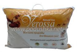 Купить Подушка из верблюжьей шерсти «Verossa» (чехол: перкаль)