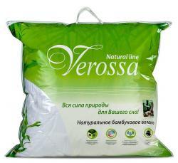 Подушка из бамбука «Verossa» (чехол: сатин-жаккард)