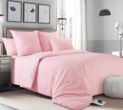Купить Постельное белье перкаль «Розовый» (гладкокрашеный)