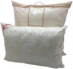 Купить Подушка изо льна (чехол: поликоттон)