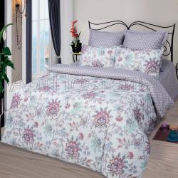 Купить постельное белье из сатина «Виолетта»