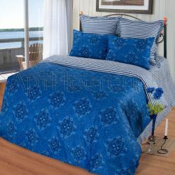 Купить постельное белье из сатина «Капри»