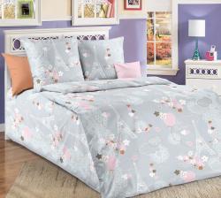 Купить постельное белье из бязи «Романтика» (1.5 спальное)