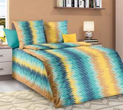 Купить постельное белье из бязи «Электро» (1.5 спальное)