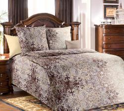 Купить постельное белье из бязи «Пачули вид 1» (1.5 спальное)
