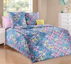 Купить постельное белье из бязи «Эльвира вид 1» (1.5 спальное)