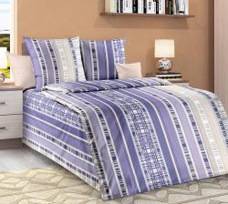 Купить постельное белье из бязи «Интервал вид 1» (1.5 спальное)