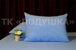 Купить синие махровые наволочки на молнии в Рязани