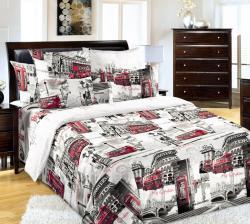 Купить постельное белье из бязи «Лондон 1» в Рязани