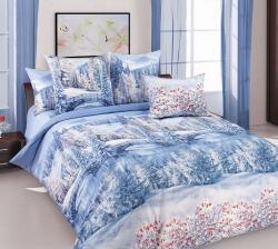 Купить постельное белье из бязи «Зима 1» в Рязани
