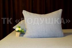 Купить серые махровые наволочки на молнии в Рязани