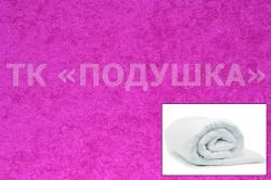 Купить фиолетовый махровый пододеяльник  в Рязани