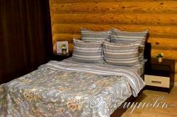 Купить постельное белье перкаль «Жустин» в Рязани