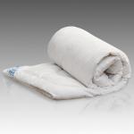 Одеяло из лебяжьего пуха (в тике, всесезонное)  ТМ Василиса