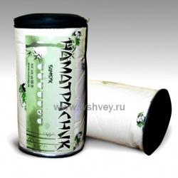 Купить Наматрасник из бамбука на резинке (чехол: хлопок / пэ)